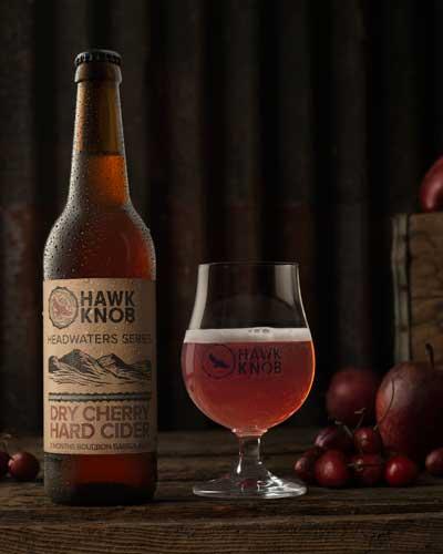 Hawk Knob Dry Cherry