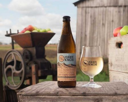 Hawk Knob Traditional Hard Cider