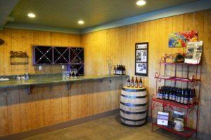 Hawk Knob Tasting Room